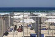 Guantanamo-bay-beach-cages