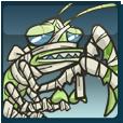 Bugmon eg mantis