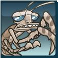 Bugmon mantis