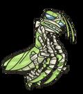 Bugmon eg mantis lock