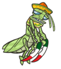 Bugmon mx mantis lock