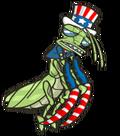 Bugmon us mantis lock