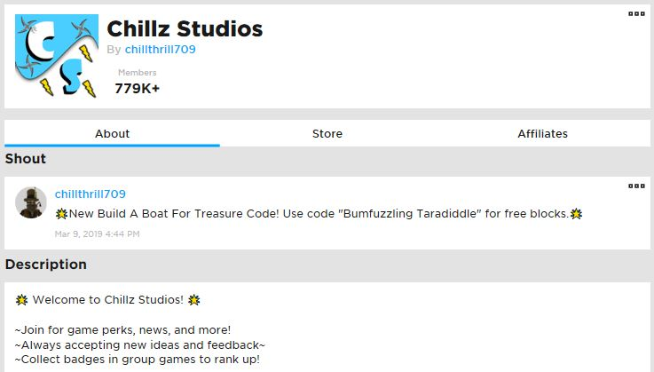 Chillz Studios | Build a boat for treasure Wiki | FANDOM powered by