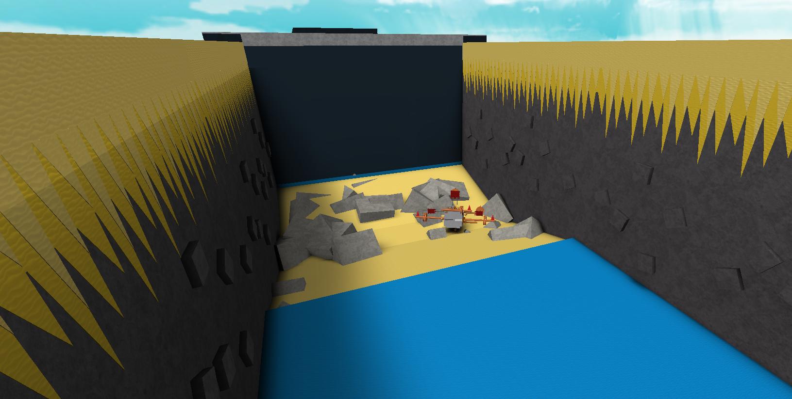 intertidal zone stage build  boat  treasure wiki