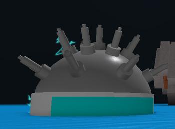 UFO Terrain