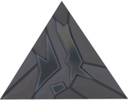 Silver ore equilateral triangle