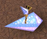 Square bipyramid hybrid