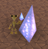 Tall tetrahedron