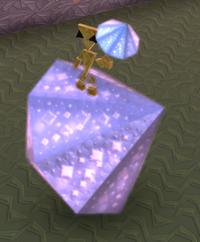 Octagonal bipyramid