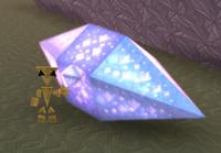 Tall elongated pentagonal bipyramid