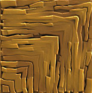 Limewood panel