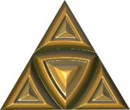 Shell equilateral triangle