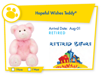 Hopeful Wishes Teddy