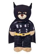 Batman Costume on Bear
