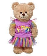 Care Bears Tutu Outfit on Bear