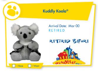 Kuddly Koala