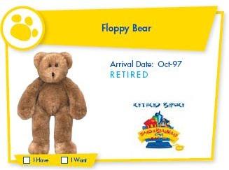 Floppy Bear