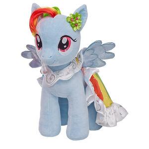 Magical Rainbow Dash