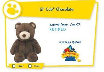Lil' Cub Chocolate