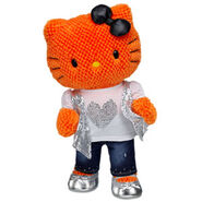 Sparkly Style Orange Hello Kitty® by Sanrio®