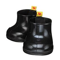 BAB Black Rubber Boots