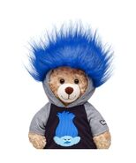 Branch Hoodie with Hair Shown on Bear