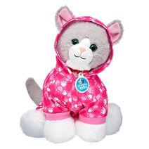 Promise Pets™ Grey Cat Pink Heart Sleeper Gift Set
