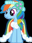 Canterlot Castle Rainbow Dash 6