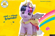 Twilight Sparkle Plush BABW