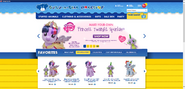 My Little Pony Front Page (Ponies)