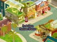 Furbulous Fashion District map