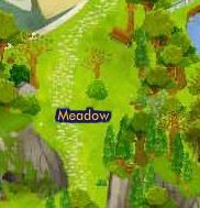 Meadow map