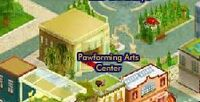 Pawforming Arts Center map