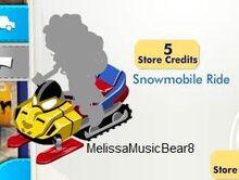 Snowmobile-ride