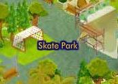 Skate Park map