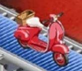 Vespo scooter