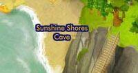 Sunshine Shores Cove map