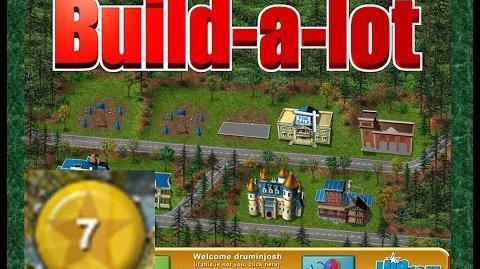 Build-a-lot Level 7 (River Glen) Super Efficiency Playthough