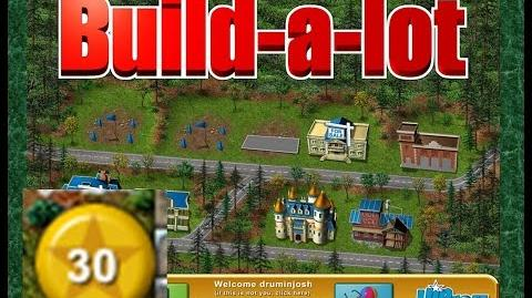 Build-a-lot Level 30 (Summit Ridge) Super Efficiency Playthough