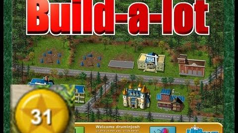 Build-a-lot Level 31 (Palm Grove) Super Efficiency Playthough
