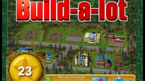 Build-a-lot Level 23 (Granite Springs) Super Efficiency Playthough
