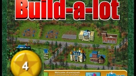 Build-a-lot Level 4 (Pleasant Valley) Super Efficiency Playthough