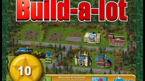 Build-a-lot Level 10 (River Glen) Super Efficiency Playthough
