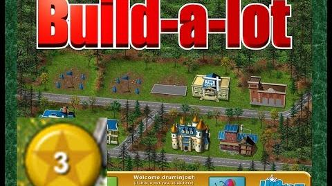 Build-a-lot Level 3 (Meadow Dale) Super Efficiency Playthough