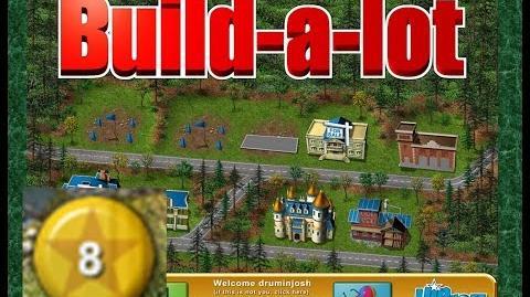 Build-a-lot Level 8 (River Glen) Super Efficiency Playthough