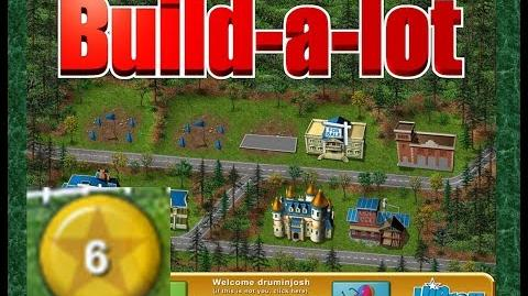 Build-a-lot Level 6 (Pleasant Valley) Super Efficiency Playthough