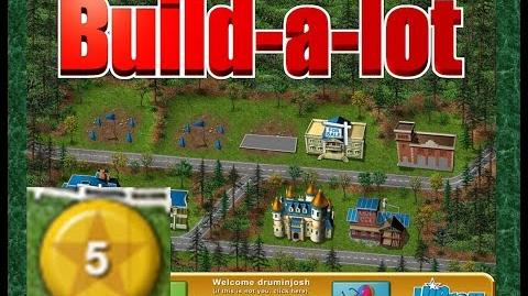 Build-a-lot Level 5 (Pleasant Valley) Super Efficiency Playthough