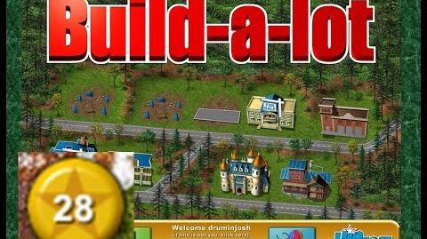 Build-a-lot Level 28 (Summit Ridge) Super Efficiency Playthough