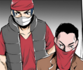 Red Rip gang