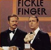 Ficklefinger